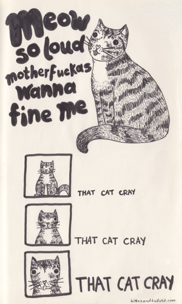 That Cat Cray