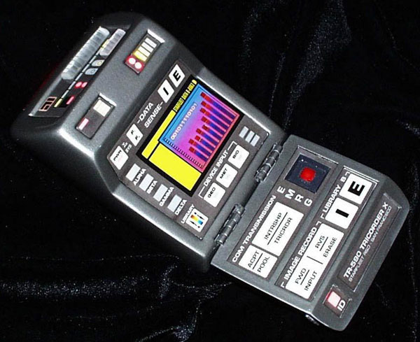 Tricorder aus Star Trek