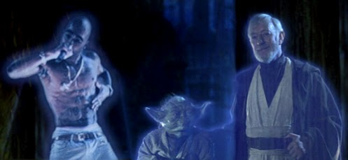 Tupac in Star Wars