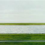 Rhein II von Andreas Gursky