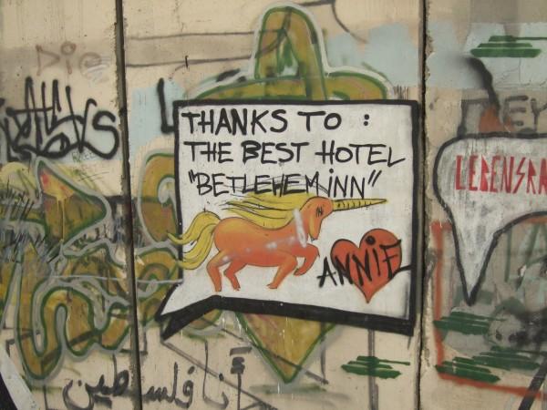 Ein Einhorn in Israel