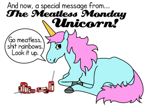 Meatless Unicorn
