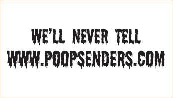Poopsenders