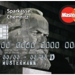 Karl Marx Kreditkarte