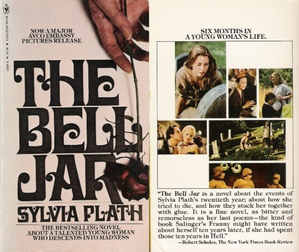 Cover von The Bell Jar von Sylvia Plath