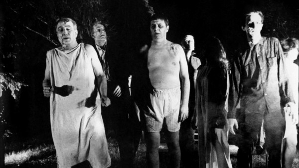Zombies aus Night Of The Living Dead