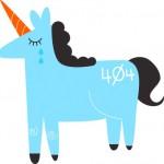 404 Unicorn