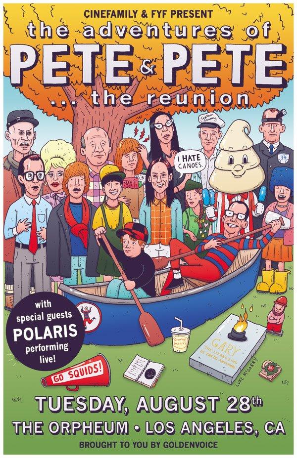 Peta And Pete - Reunion 2012