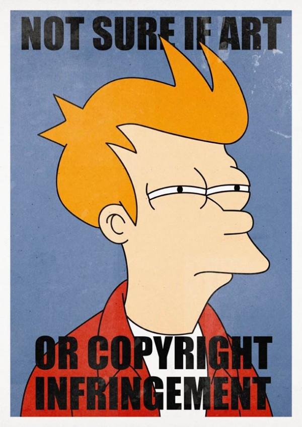 Art vs. Copyright
