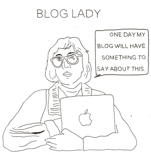 Blog Lady