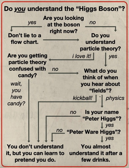 Do you understand the Higgs-Boson?
