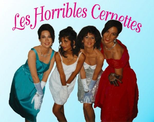 Les Horribles Cernettes - Das erste Bild im Web