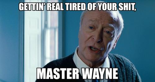 Master Wayne