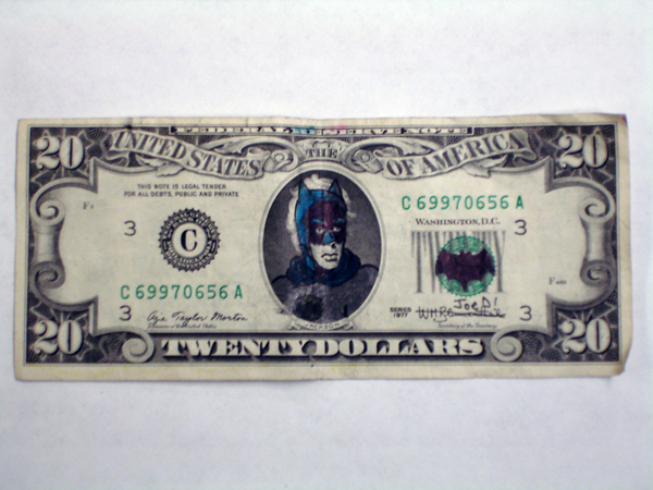 Batman Dollars