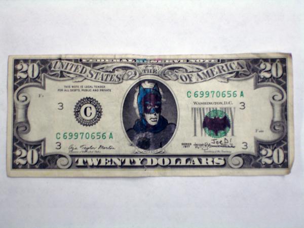 Batman Dollars