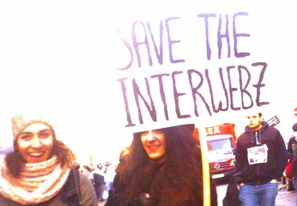 Save The Interwebz