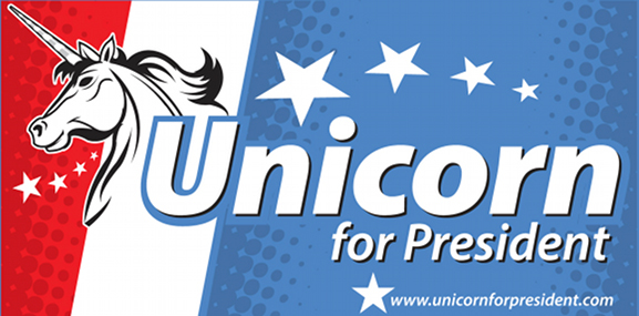 Unicorn for President