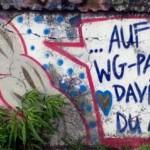 Auf Deiner WG-Party lief David Guetta, Du Arschloch!