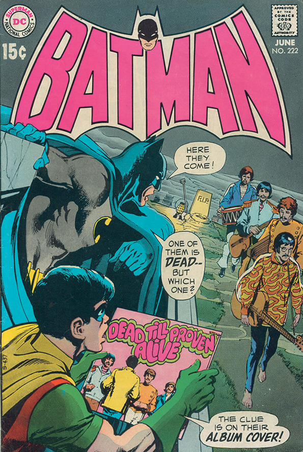 Beatles & Batman