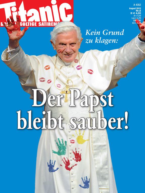 Der Papst bleibt sauber - Titanic