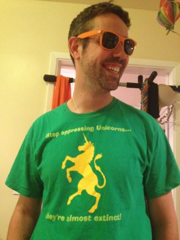Stop Opressing Unicorns