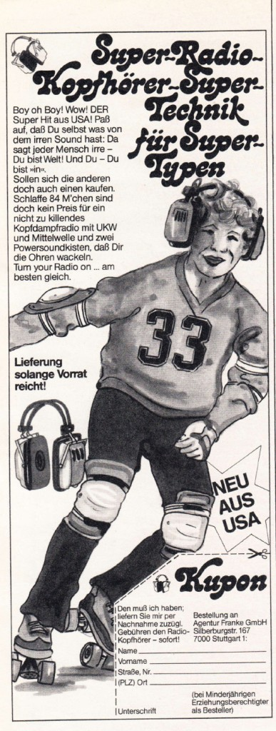 Super Radio Kopfhörer