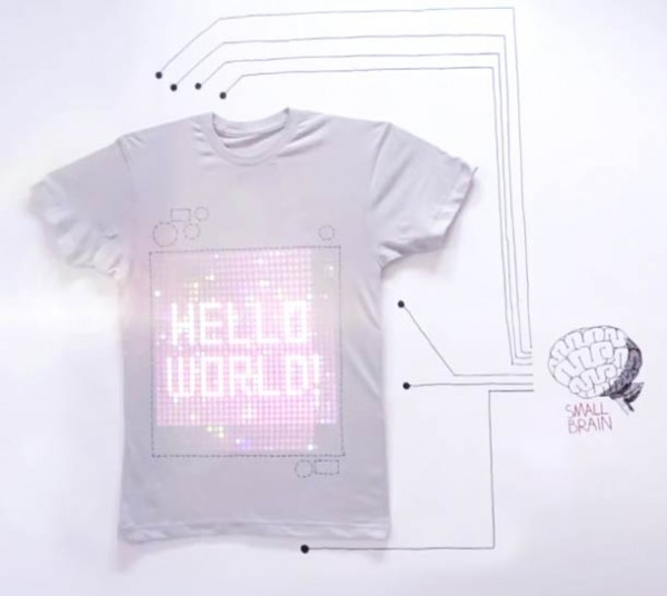 tshirtOS - Hello World!