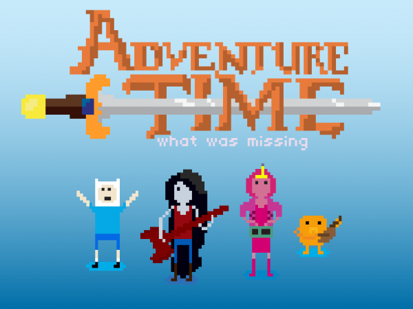Adventure Time Games