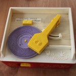 Fisher Price Kinderplattenspieler