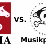 GEMA vs Musikpiraten