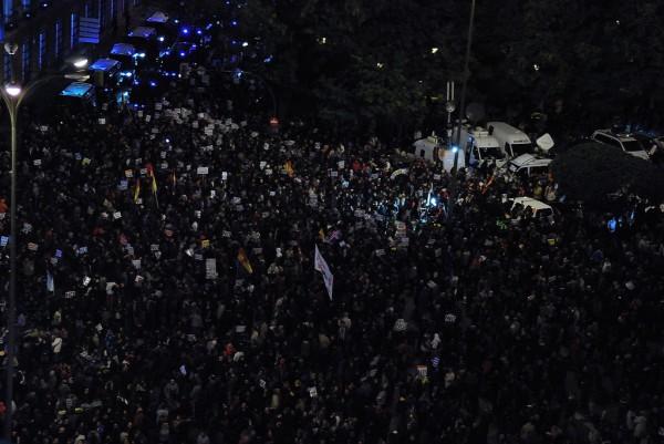 Madrid am 27.10.2012