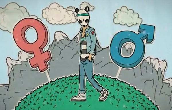 Szene aus dem Video der Orsons