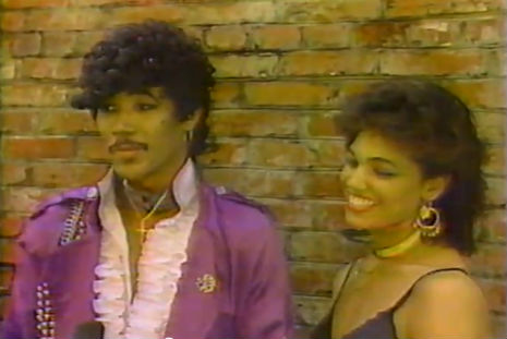 Prince Look-A-Like Contest 1985