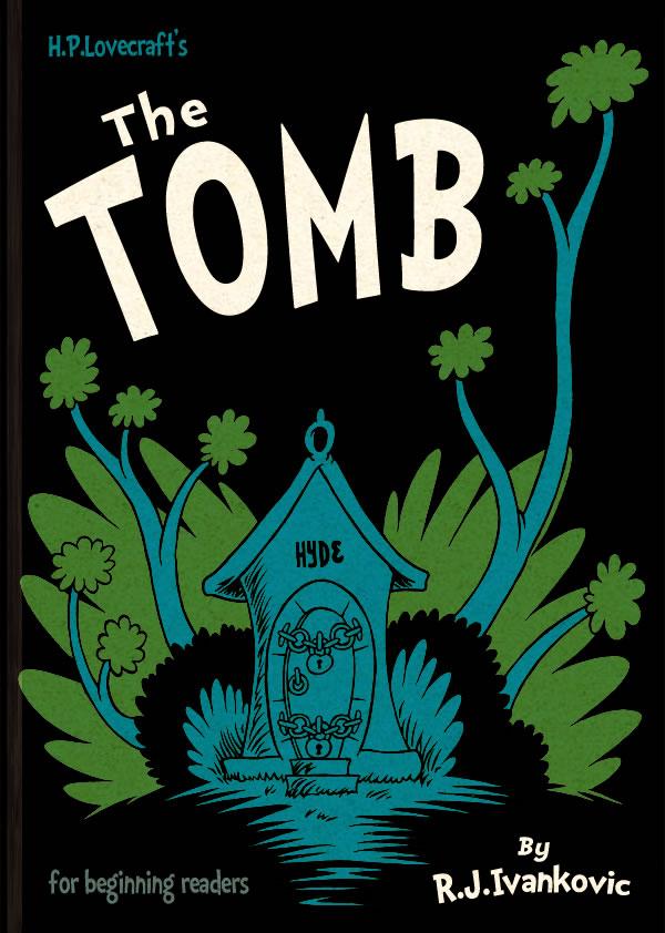 The Tomb von H.P. Lovecraft
