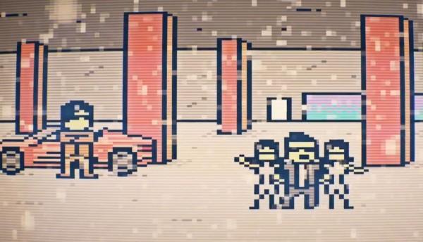 8-Bit Gangnam Style