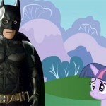 Batman - My little Pony