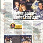 Bravo Screenfun 1998 zum Internet