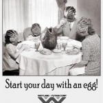 Breakfast by Weyland Yutani