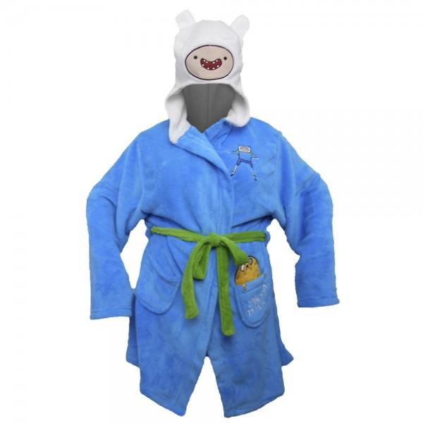Finn Adventure Time Bademantel