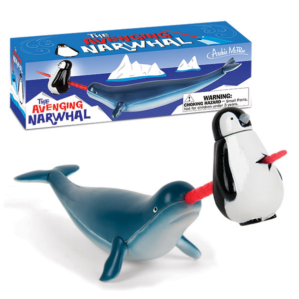 Narwal vs. Pinguin