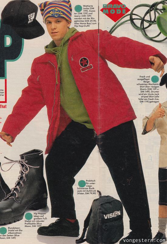 Bravo Hip Hop Mode 1993