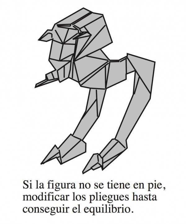 AT-ST Origami