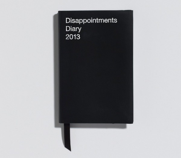 Dissapointments Diary