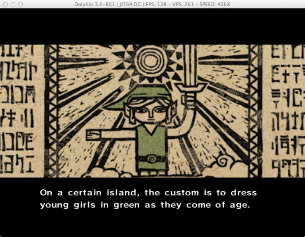 Gender Bender Zelda