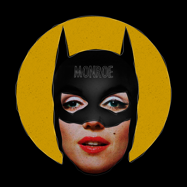 Marilyn Monroe Batman
