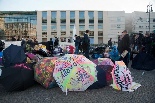 Refugeecamp Berlin