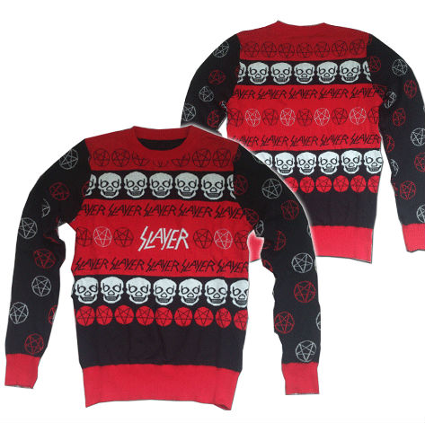 Slayer Xmas Sweater