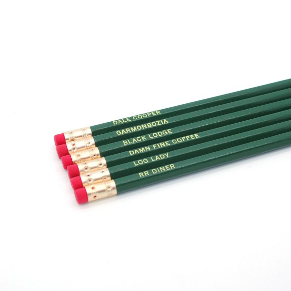 Twin Peaks Bleistifte