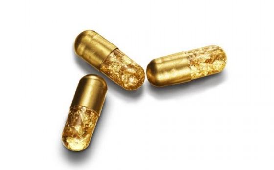Gold Pillen