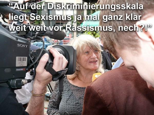 Alice Schwarzer und der Rassismus
